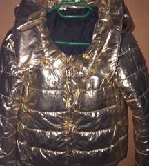 Nova zlatna jakna Snizena 1500