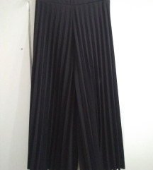 Pittarello plise maxi suknja-hlace NOVO