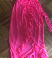 Neon drecava haljina