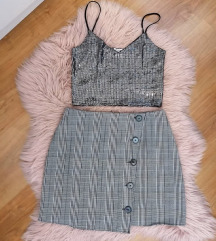 Calliope suknja i top