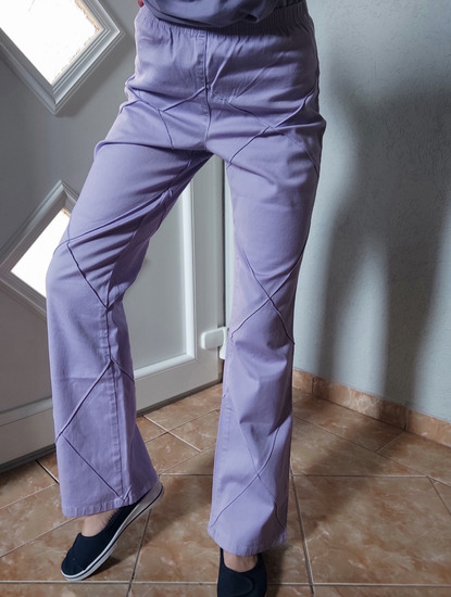 pantalone lavanda