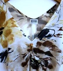 MOSCHINO bluzica sa V izrezom