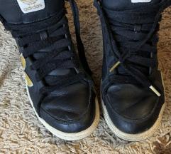 Crne Adidas patike