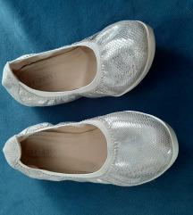 baletanke srebrne boje