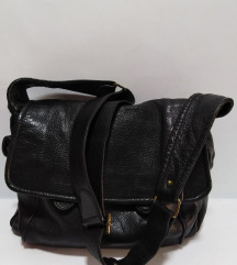 ITALY torba prirodna fina mekana 100%koža 35x30