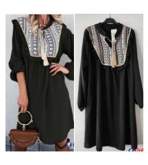 haljina crna novo univerzalna