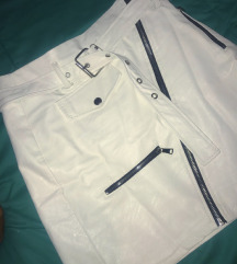Nova bela suknja snizenaa 1200