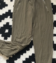 Relaxed fit pantalone