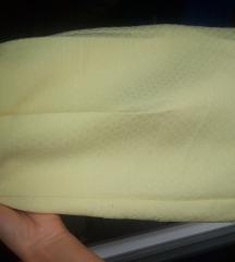 Žuta suknja snizena na 400