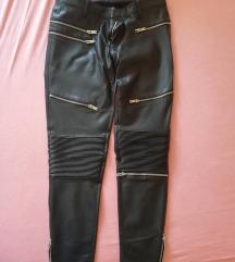 Zara kozne pantalone