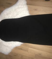 Uska rol haljina mini prelepa