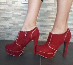 Cipele Polu Cizme Kitten