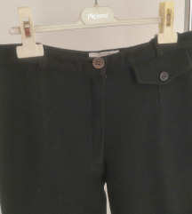 Pantalone Zenske 38 / M Crne