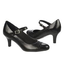 LifeStride crne elegante cipele