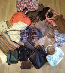 Sve ove torbe za 1500 ( osim male krem torbe levo)