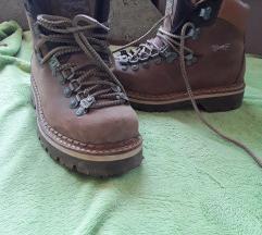 Rez. ART kožne cipele gleznjače / cizme