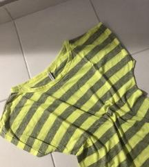Zuto-siva majica