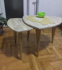 Par stolova-puno drvo NOVO