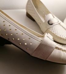 Alyssa Shoes kozne baletanke/brodarice