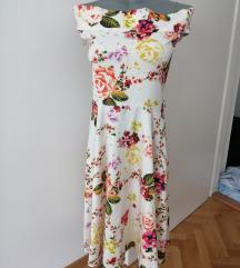 haljina cvetna, Turska,Lila Rose, 36