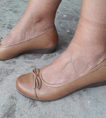 LASOCKI kozne cipele baletanke 38/24cm NOVE