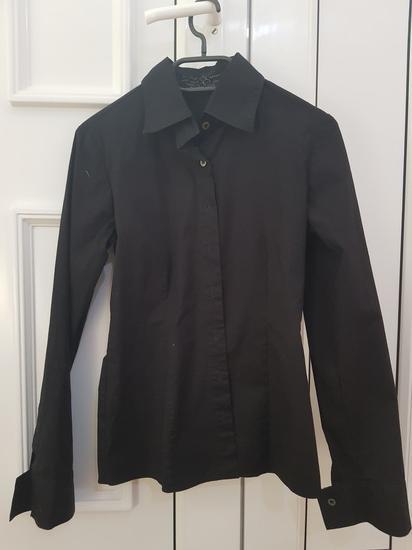 Crna kosulja P.S. Fashion