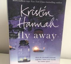 """Knjiga na engleskom """"fly away"""""""