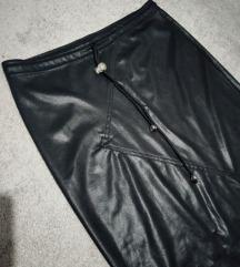 Suknja duga ispod kolena sky