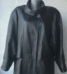 crna kožna jakna broj 46 do 50 MODA V.GRADIŠTE