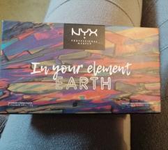 Nyx paleta