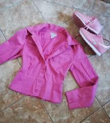 Kratka jakna ,za prolece