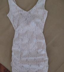 Blondy čipkana haljina snižena na 500 din