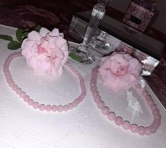 Ogrlica od rozenkvarca