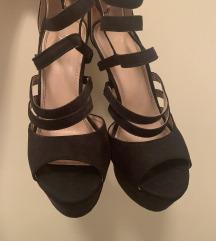 Stikle cipele crne