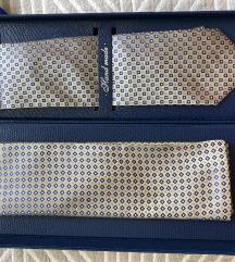 Maruska kravata i maramica 100% svila