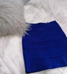 Amisu plava suknja