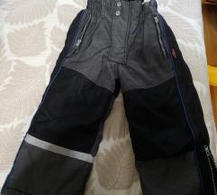 Ski pantalone nepromocive vel 110 SNIZENE!!!