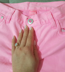 Pink farmerice
