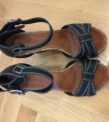 Sandale sa platformom kao nove