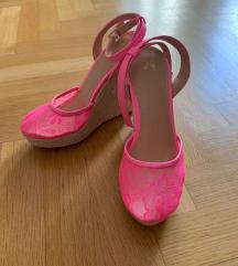Victoria Secret neon pink
