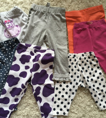 Duge pantalonice za bebe