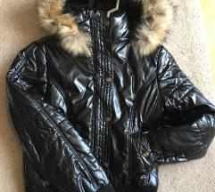 Zimska jakna-pravo krzno
