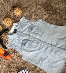 ONLY ❤️ texas bluza odlicna pamuk M-L vel