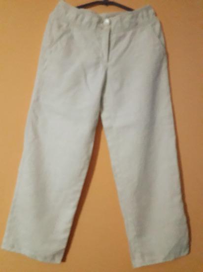 COMMA lanene pantalone, vel. 36