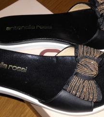 ANTONELLA ROSSI fantasticne kozne papuce  NOVO
