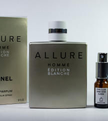 Chanel Allure Edition Blanche - Dekant 5/10ml
