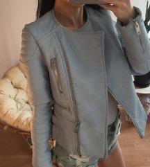 Nova Zara kozna jakna snizena na 7000