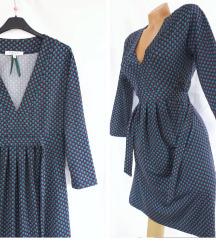 LOLA & LIZA ❀ retro haljina na vezivanje M/L