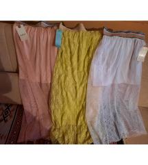 Suknje sa etiketom sve 3 za 900