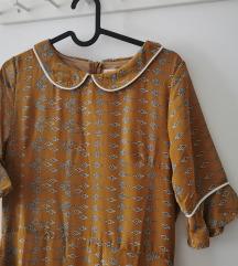 Vintage fazon haljina S